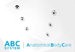 ABC (Anatomical Body Care) mini fúvóka rendszer