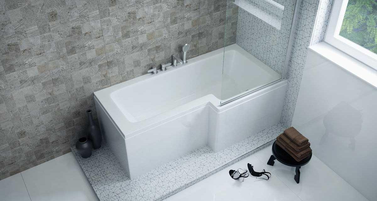 Ezért olyan népszerű a fürdőszoba felújítók között az azália- és a Linea aszimmetrikus kád