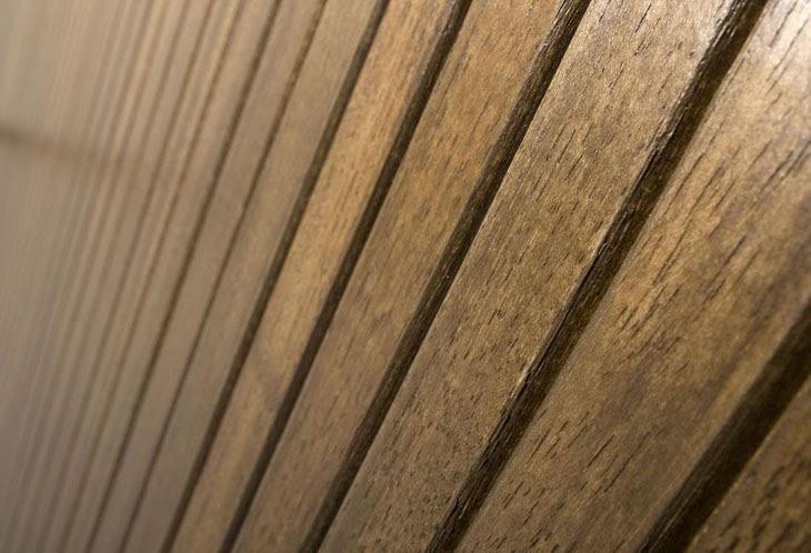 Valódi fa előlap