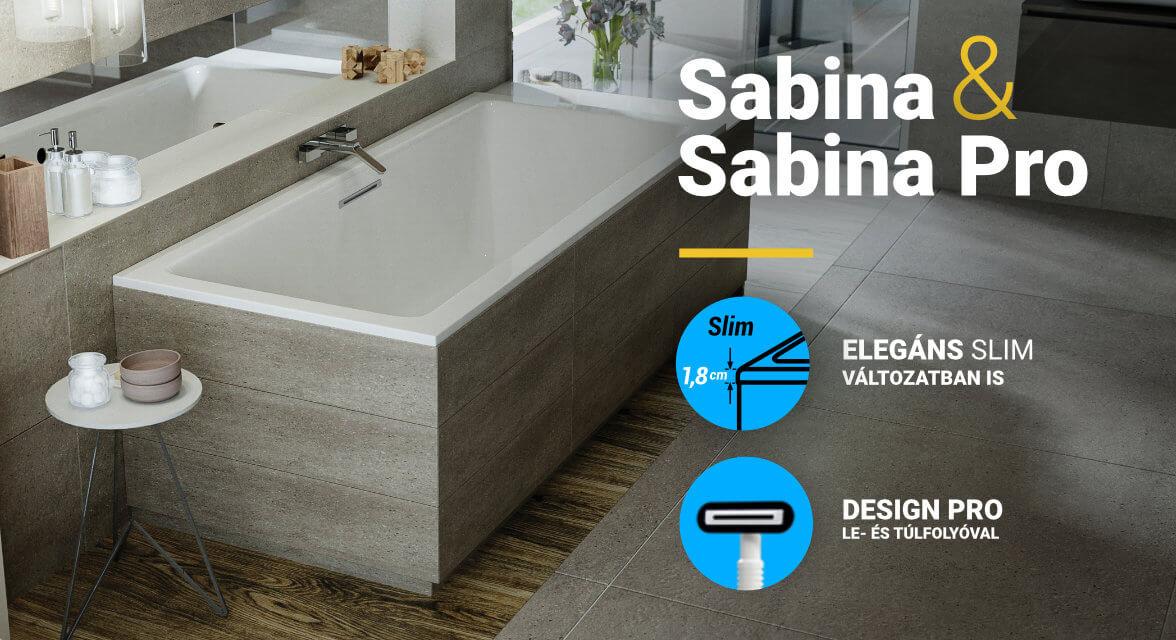 Otthoni wellness 2 személyre: bemutatjuk Sabinát, az M-Acryl 2021-es kiemelt kedvencét